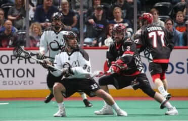 Colorado Mammoth Professional Lacrosse