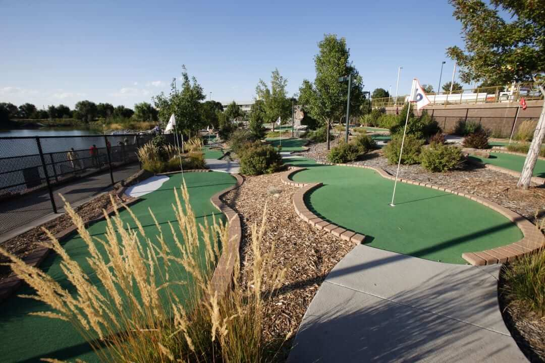 Aqua Golf Miniature Golf