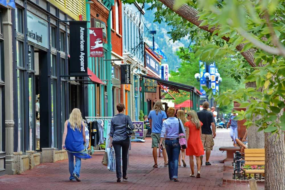 Old South Pearl Street