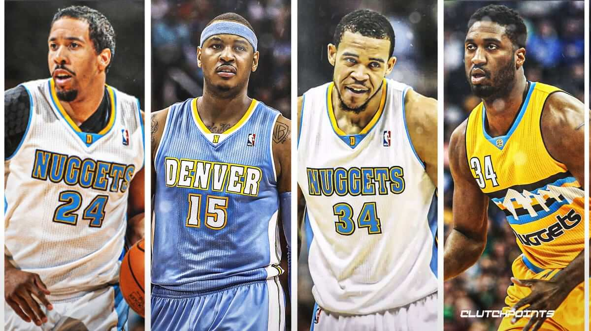 Denver Nuggets Professional Basketball