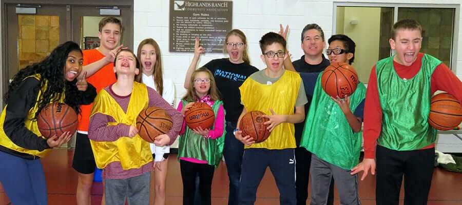 Highlands Ranch Therapeutic Recreation Program