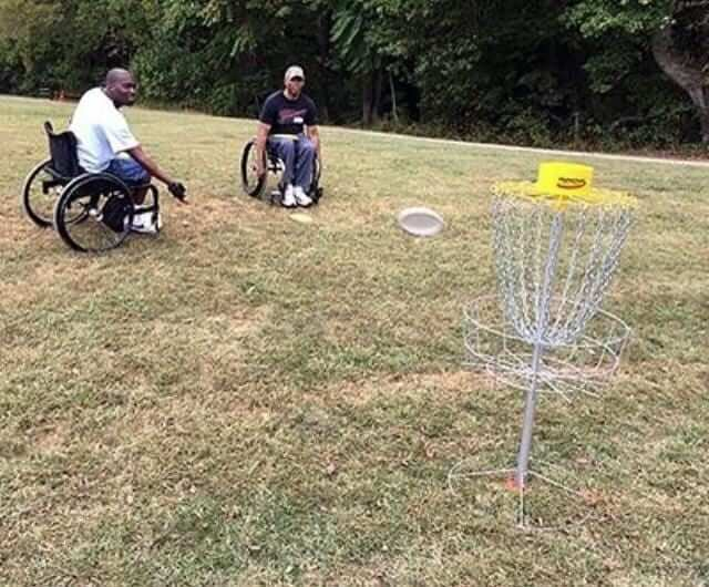 Disc Golf – Bird's Nest Disc Park
