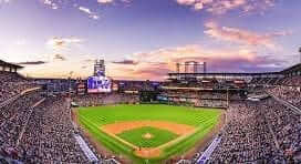 Coors Field Tour