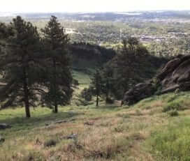 Mount Sanitas and Sanitas Valley Loop Trail