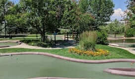 Family Sports Miniature Golf Course
