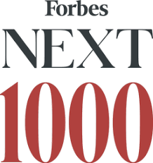 logo for Forbes Next 1000